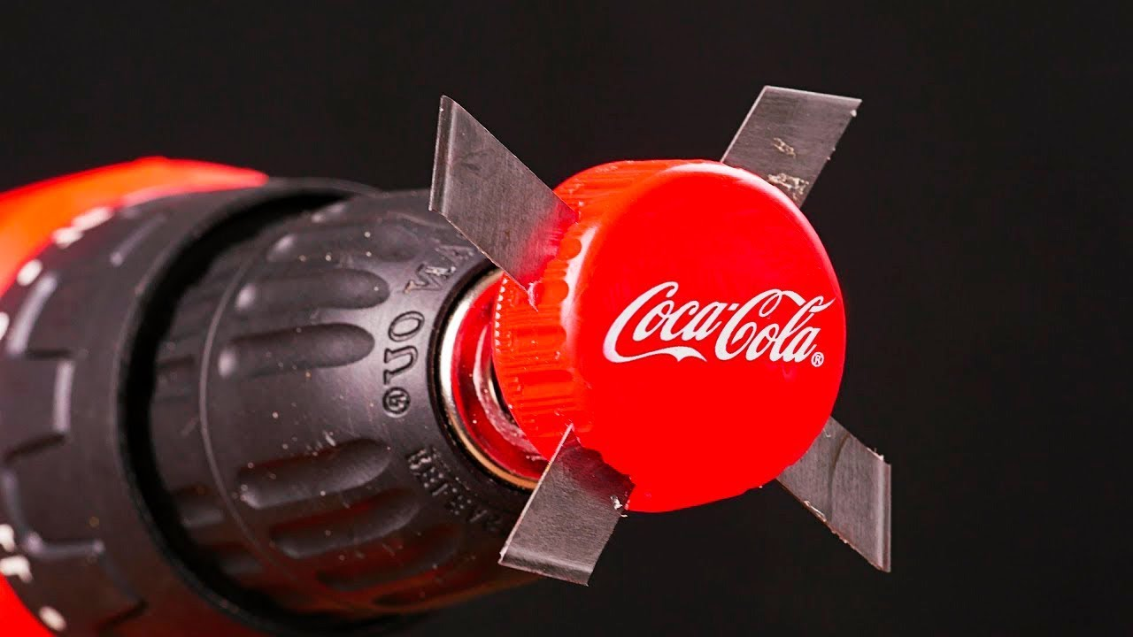 14 Simple Life Hacks with Coca Cola