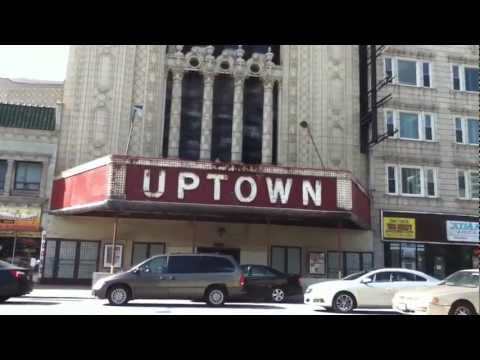 The Abandoned Theater In Chicago, Illinois