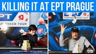 Behind the Scenes at EPT Prague: Side Event Winners