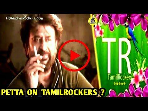 Petta On Tamilrockers ! LEAKED ! சற்றுமுன் இனையத்தில் வெளியான PETTA ! Rajinikanth ! Petta Full Movie