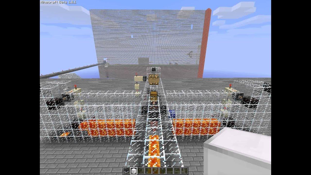 Игровой автомат — Minecraft Wiki