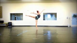 Once Upon a Dream (contemporary dance)