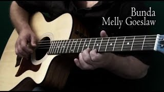 Bunda - Melly Goeslaw (Fingerstyle Guitar)