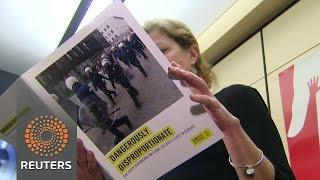 New EU anti-terror laws target Muslims, Amnesty International says