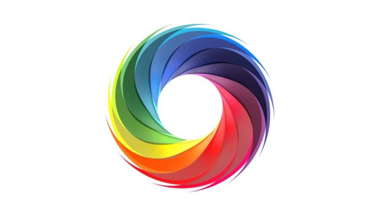 shutter 3d animated logo youtube