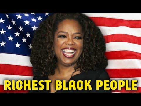 Top 10 Richest Black Billionaires In The World 2019