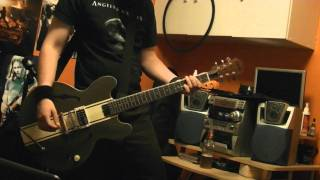 "Blink-182 ""I Miss You"" Guitar Cover 2011"