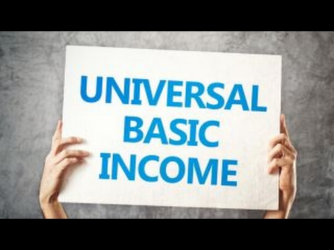 Could the U.S. adopt a universal basic income?