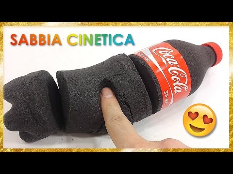 🔵 I video più rilassanti del mondo | Video rilassante per la vista |Sabbia cinetica -Kinetic Sand |