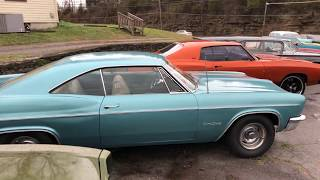 """SOLD"" 1966 Impala Classic , Maple Motors"