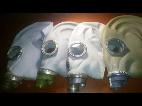Gas Mask Guys: Cleaning gas masks demonstration Gp-7 from YouTube · Duration:  8 minutes 2 seconds