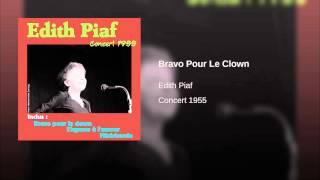 Bravo Pour Le Clown (Live)