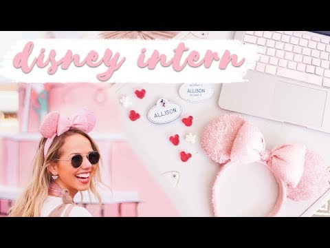 DISNEY PROFESSIONAL INTERNSHIP | Q & A ✨