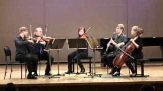 Mozart: Clarinet Quintet: 4. Allegretto con variazioni
