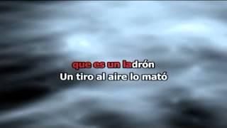 Los Tres - El Aval (con letra karaoke)
