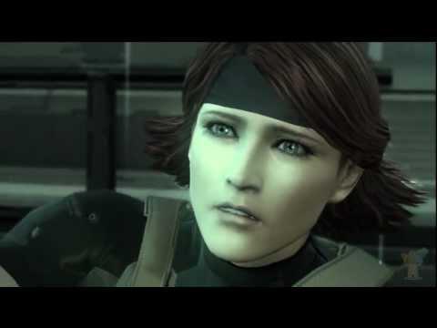 Metal Gear Solid 4 - Screaming Mantis
