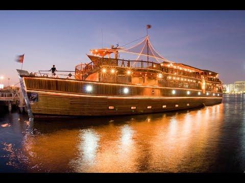 Dhow Cruise Dubai - Rustar Floating Restaurant