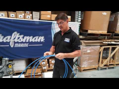 Multiflex Steering/Control Cables - Product Demo
