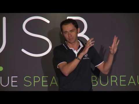 Alan Knott Craig - A Successful Entrepreneur - USB CPT Breakfast