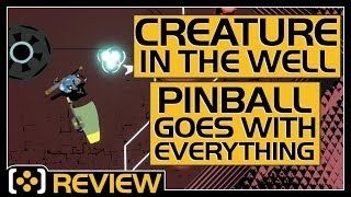 Creature in the Well is a Mix of Pinball and Hack and Slash... and it's Great - Review