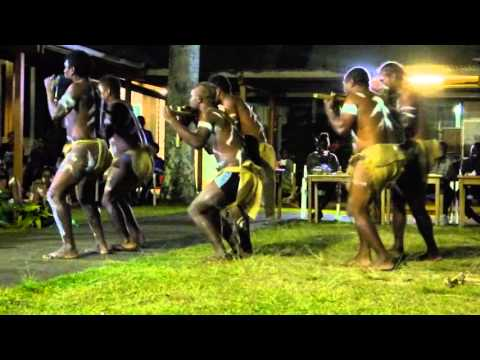 SOLOMON ISLANDS LAW STUDENT ASSOCIATION (SILSA) USP EMALUSIAN CULTURAL BAND PIPE 2015