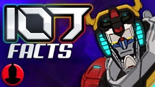 107 Voltron: Legendary Defender Facts (ToonedUp #195) | ChannelFrederator