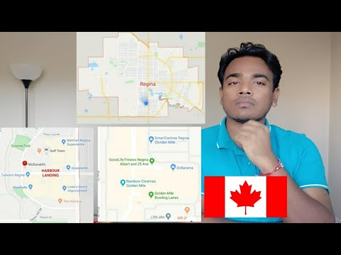 Which Places One Should Prefer To Live In Regina, Saskatchewan | Indian People | Best Areas Regina