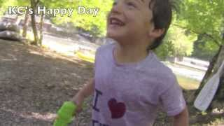 international water gun fight freestyle kayakers gone bad with 5 year old kc leading attack
