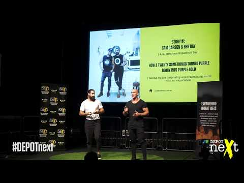 Fast Growth Franchise | The Acai Brothers | DEPOTnext 15th February
