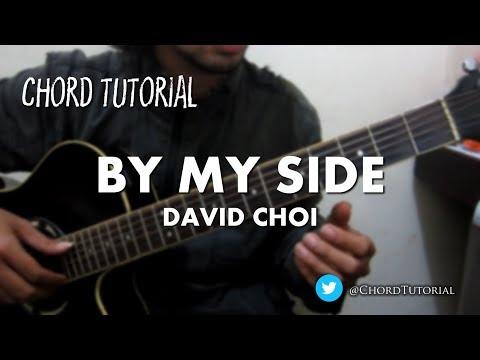 By My Side - David Choi (CHORD)