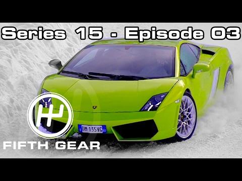 Fifth Gear: Series 15 Episode 3