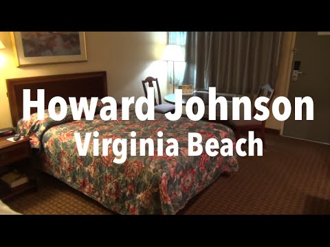 Hotel Review - Howard Johnson Virginia Beach