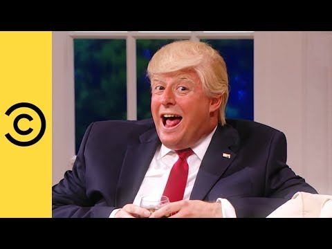The President Gossips With His Friends - The President Show | Comedy Central