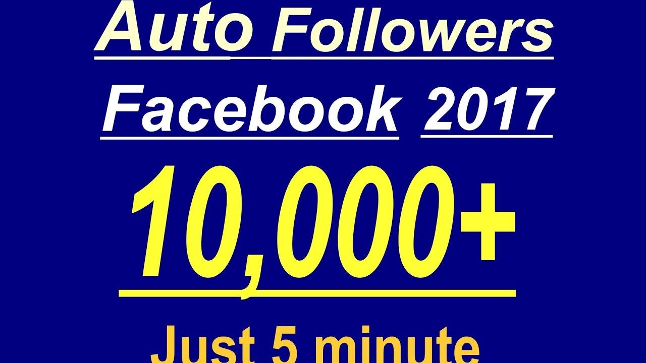 how to auto follower fb 2017 free followers new urdu hindi