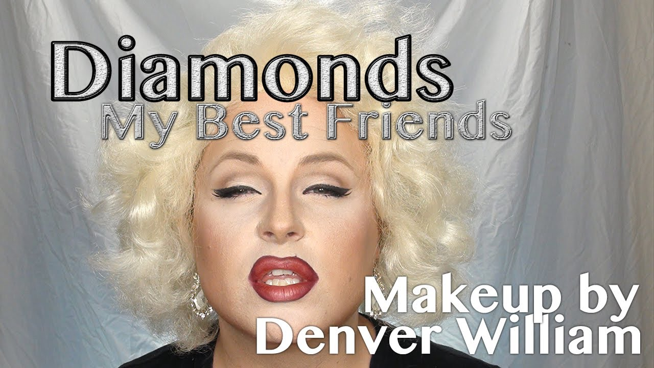 Makeup tutorial classic marilyn monroe youtube baditri Images