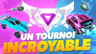 Le TOURNOI SUPERSONIC LEGEND le plus INCROYABLE 🔥