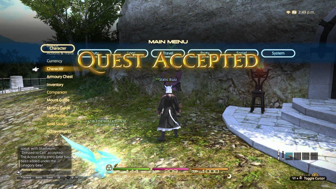 ffxiv pvp quest
