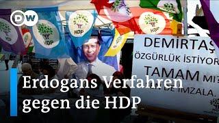 Verbot der pro-kurdischen HDP in der Türkei? | DW Nachrichten