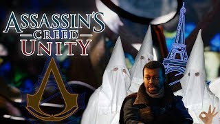 Обзор сюжета [Assasin's Creed Unity] Негр-ассасин и паркур по-французски