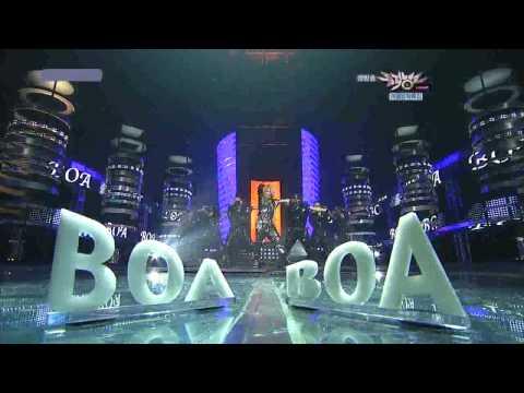 BoA- Dangerous [LIVE]