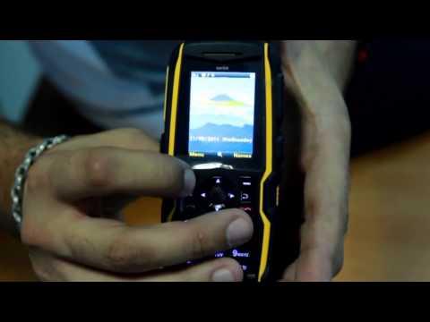 Телефон для активного отдыха Sonim XP 5300 Force 3G.mp4