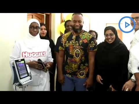Joho unveils Coast General Hospital Outreach Centre at Chaani in Mombasa