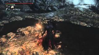 Bloodborne Shadow of Yharnam Boss Easy Glitch