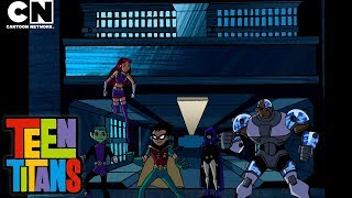 Teen Titans | Truth, Justice, Pizza! | Cartoon Network
