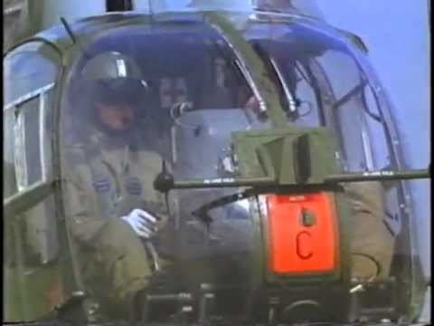 Flying Soldiers episode 3 - BBC 1997 documentary about trainee army helicopter pilots in the uk