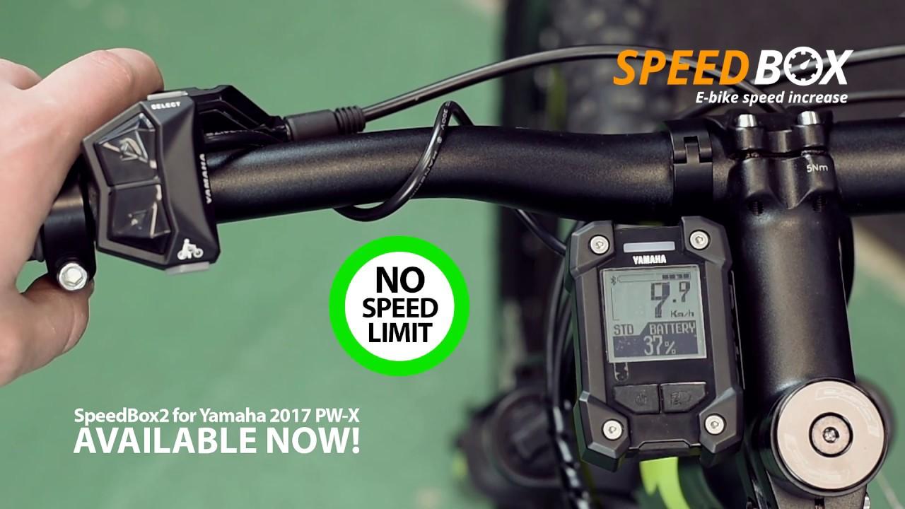 Speedbox pour Brose-E-Bike Tuning