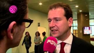 PowNews 13 feb. 2014: Politici reageren op dood van Els Borst