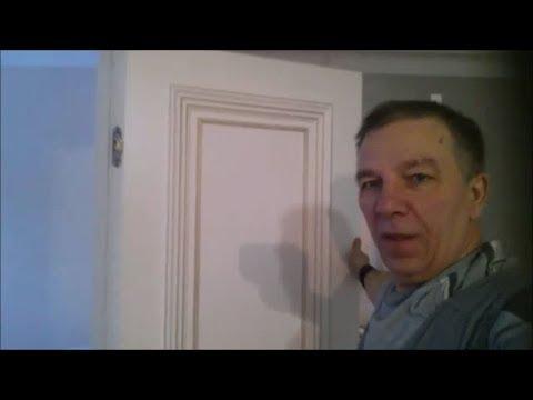 Скрипит дверь.  Что делать?