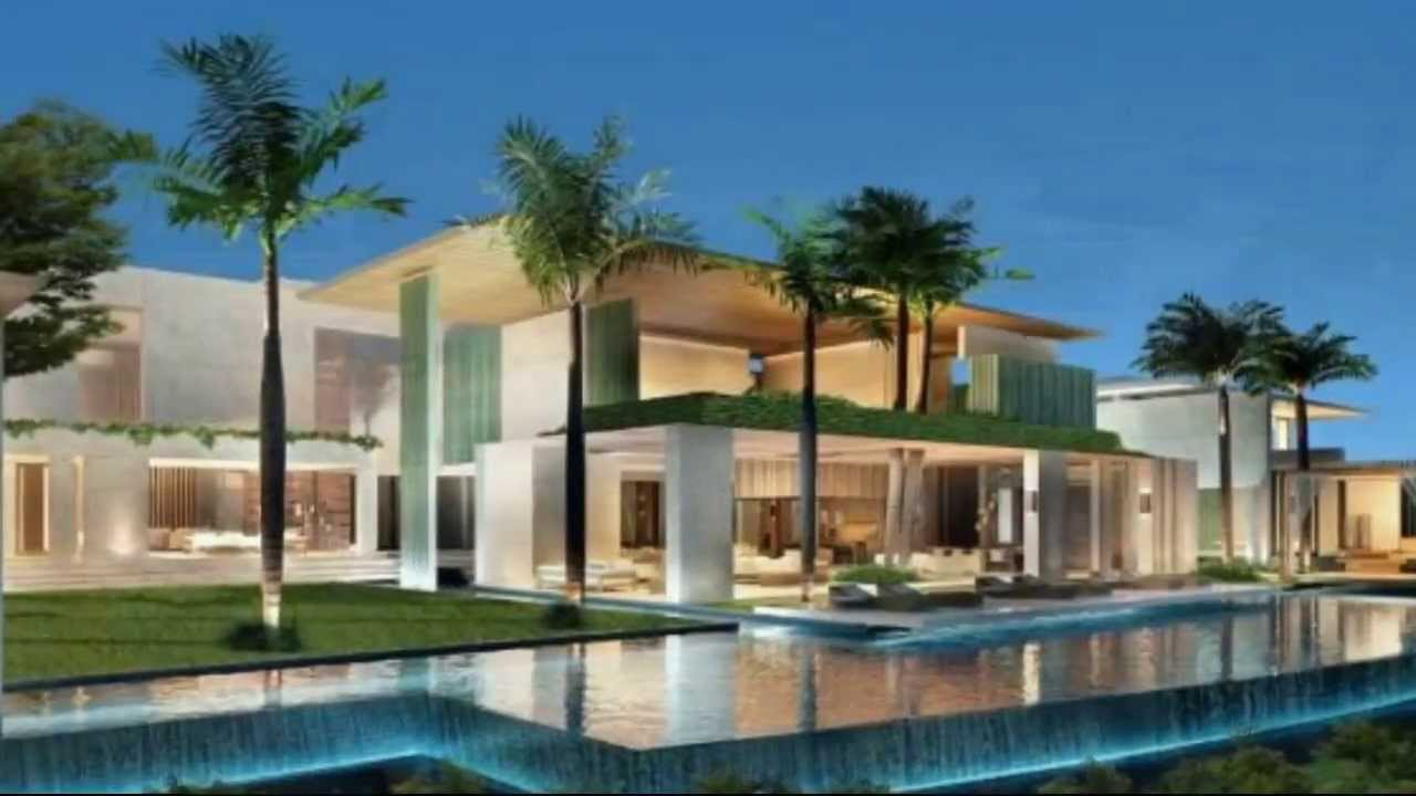 Luxury Villas In Emirates Hills Dubai For Sale Youtube