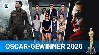 Die OSCAR-Gewinner 2020